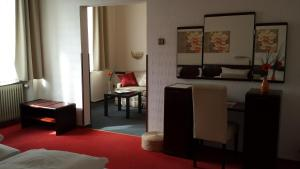 Hotel Stadt Hamm, Отели  Хамм - big - 9