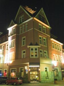 Hotel Stadt Hamm, Отели  Хамм - big - 1
