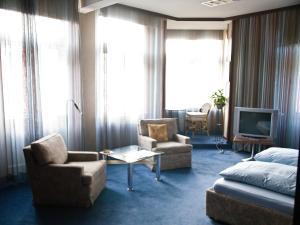 Hotel Stadt Hamm, Отели  Хамм - big - 8