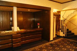 Hotel Stadt Hamm, Отели  Хамм - big - 18