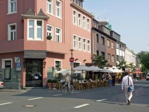 Hotel Stadt Hamm, Отели  Хамм - big - 23