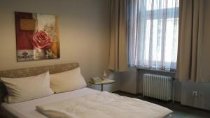 Hotel Stadt Hamm, Отели  Хамм - big - 14