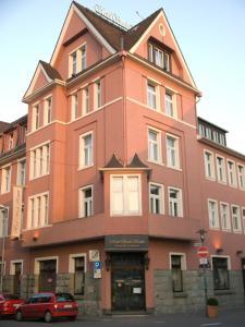 Hotel Stadt Hamm, Отели  Хамм - big - 15