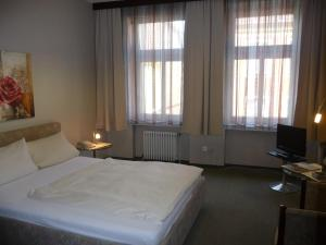 Hotel Stadt Hamm, Отели  Хамм - big - 2