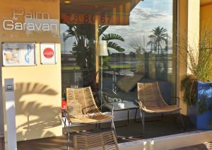 Hotel Palm Garavan, Hotels  Menton - big - 17