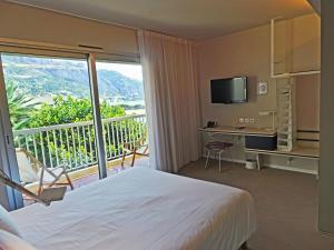 Hotel Palm Garavan, Hotels  Menton - big - 12