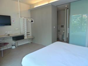 Hotel Palm Garavan, Hotels  Menton - big - 24