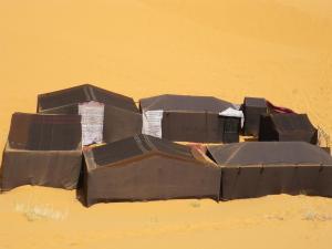 Marhaba Camp, Camel & Sandboarding, Zelt-Lodges  Merzouga - big - 23