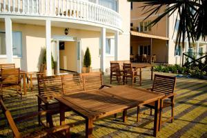 Отель Ягуар - фото 4