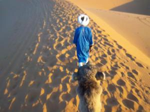 Marhaba Camp, Camel & Sandboarding, Zelt-Lodges  Merzouga - big - 66