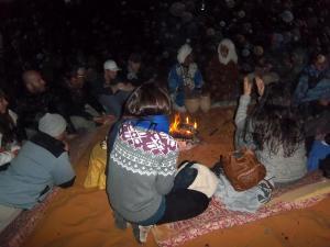 Marhaba Camp, Camel & Sandboarding, Zelt-Lodges  Merzouga - big - 67