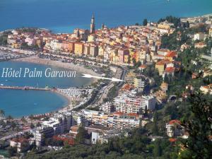 Hotel Palm Garavan, Hotels  Menton - big - 18