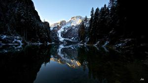 Crioli Dolomiti Lodge, Ferienwohnungen  Niederdorf - big - 16