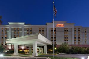 Hampton Inn and Suites Alexandria Old Town Area South