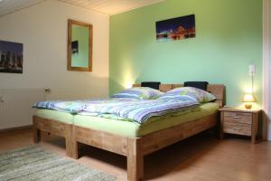 Haus Gretchen Alpen, Affittacamere  Xanten - big - 35