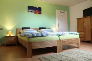 Haus Gretchen Alpen, Affittacamere  Xanten - big - 51