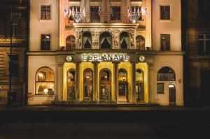 Esplanade Prague - Hotel
