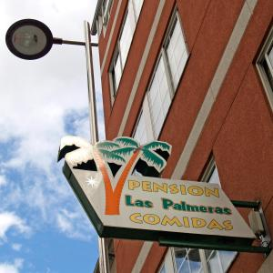 Pensión Las Palmeras