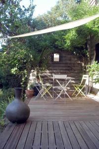 Gîte Au Jardin, Case vacanze  Meilhan-sur-Garonne - big - 14