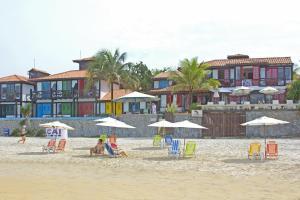 Chez Pitu Praia Hotel, Hotely  Búzios - big - 87