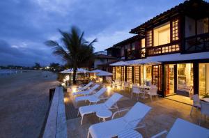 Chez Pitu Praia Hotel, Hotely  Búzios - big - 99