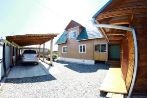Мини-гостиница Кедровый Дом Кочиевских, Горно-Алтайск