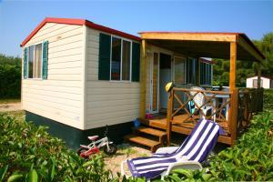 Adriatic Kamp Mobile Homes Lanterna