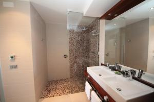 Mar da Luz, Algarve, Apartments  Luz - big - 8