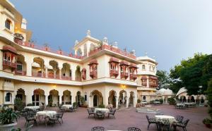 Alsisar Haveli Heritage Hotel