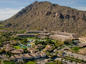 The Canyon Suites at The Phoenician, a Luxury Collection Resort, Scottsdale, Resorts  Scottsdale - big - 11