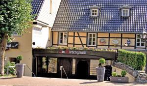 Waldhotel im Wiesengrund, Hotels  Hürtgenwald - big - 12