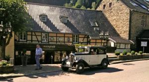 Waldhotel im Wiesengrund, Hotels  Hürtgenwald - big - 7