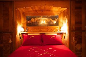 La Maison Du Seigneur, Bed and Breakfasts  La Salle - big - 12