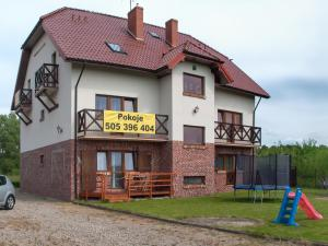 Nostalgia Gąski, Guest houses  Gąski - big - 36
