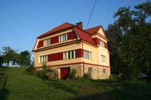 Chata Familiehuis Fuchs Horní Branná Česko