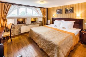 (The von Stackelberg Hotel Tallinn)