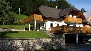 Apartment Brumec, Бохинское озеро