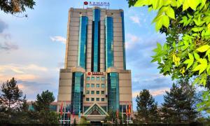 Отель Рамада Плаза, Астана