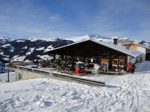 Snow Beach Lodge Metsch, Ленк