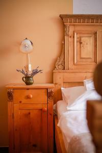 Diófa Panzió, Отели типа «постель и завтрак»  Виллань - big - 3