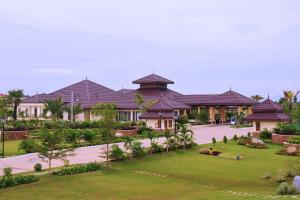 (The Hotel Amara Nay Pyi Taw)