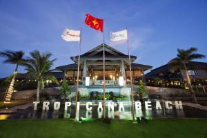 Tropicana Beach Resort & Spa, Rezorty  Long Hai - big - 37