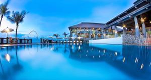 Tropicana Beach Resort & Spa, Rezorty  Long Hai - big - 1