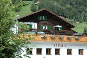 Hotel-Pension Faneskla