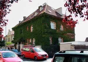 Apartment Hradešínská