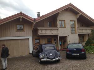Ferienhaus Lindele Oberstaufen