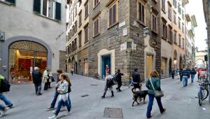 Heart of Florence, Апартаменты  Флоренция - big - 8