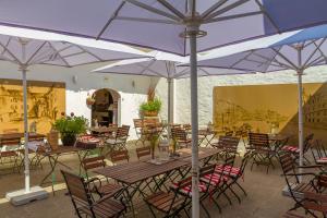 unser rosa Haus für Sie, Ferienwohnungen  Rust - big - 27
