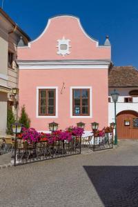 unser rosa Haus für Sie, Ferienwohnungen  Rust - big - 28