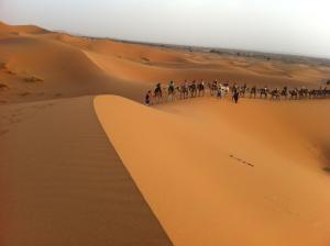Marhaba Camp, Camel & Sandboarding, Zelt-Lodges  Merzouga - big - 57
